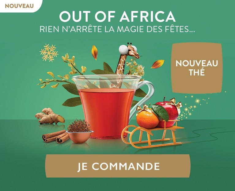 nouveau thé out of africa